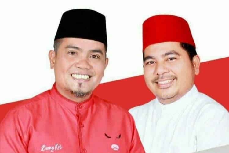 Hitungan Sementara Pilkada Pelalawan, Zukri - Nasaruddin Unggul